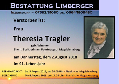 Theresia Tragler